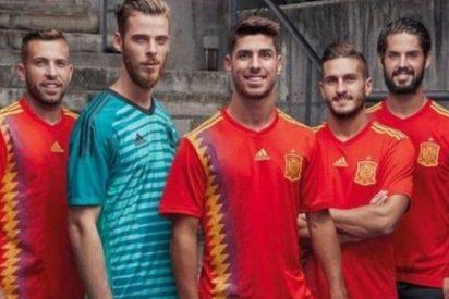 ¡Consigue la camiseta de España Mundial 2018 al mejor precio!