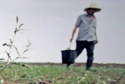 Un campesino chino regaló a su nieto un obús sin explotar