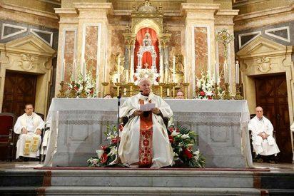 Cañizares consagra Valencia al Corazón de Jesús como un