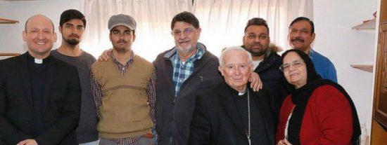 Cañizares organiza todos los recursos de la Iglesia en Valencia para la llegada de los inmigrantes del Aquarius
