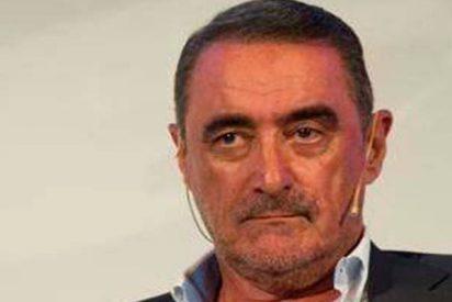 """Carlos Herrera carga contra la última canallada de Pedro Sánchez: """"Cabrones vomitivos"""""""