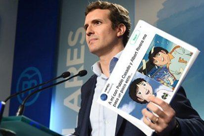 Pablo Casado es el preferido para presidir el PP… ¡en Twitter!