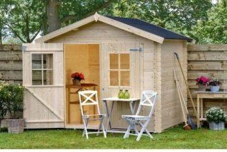 ¿Cómo elegir una caseta de madera para jardín?