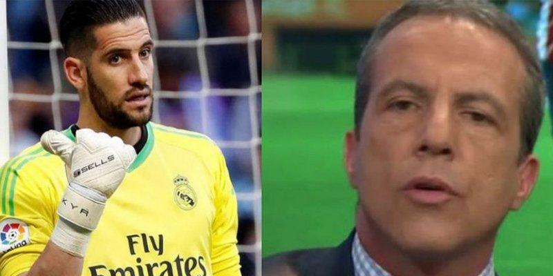Casilla amenaza al antimadridista Cristobal Soria en respuesta a su sucia mentira