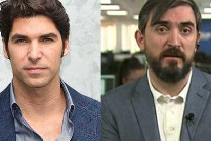 """El torero Cayetano Rivera deja para el arrastre a Ignacio Escolar: """"Para ser periodista, se informa usted muy poco"""""""