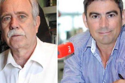 """Pérez Henares deja para los restos a 'Ciudadano' García tras su ataque: """"Algunos insultos, en función de quién los barbota, son un galardón"""""""