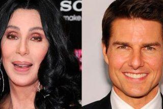 Cher confesó en TV la tórrida relación sexual que tuvo con Tom Cruise en los 80