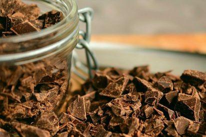Longevidad: El chocolate negro reduce el estrés y aumenta nuestra inmunidad