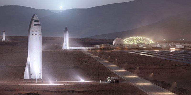 Los primeros colonos de Marte no podrán tener ni sexo, ni hijos