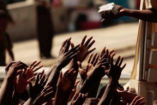 """El Papa denuncia que la pobreza es """"creada por el egoísmo, el orgullo, la avaricia y la injusticia"""""""