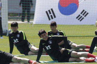 ¿Sabes por qué Corea del Sur trató de engañar a Suecia en el Mundial de Rusia intercambiando las camisetas de sus jugadores durante los entrenamientos?