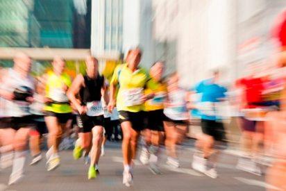 Unos 500 corredores participan en la IX Carrera HM 'Corre por la Vida'