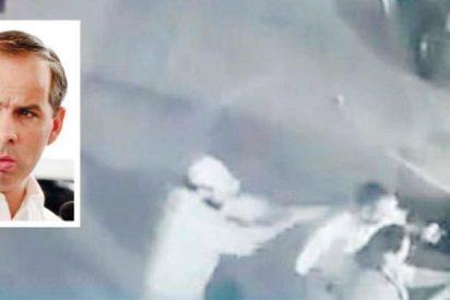 Así asesinan a tiros a un político mexicano mientras se hace una 'selfi' con una admiradora