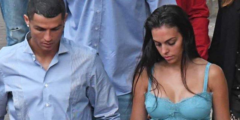 Las románticas vacaiones de Cristiano Ronaldo y Georgina disfrutan