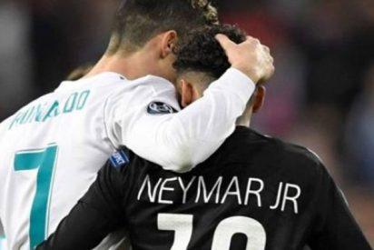 Por si alguien lo duda: ¡Cristiano sí quiere a Neymar!
