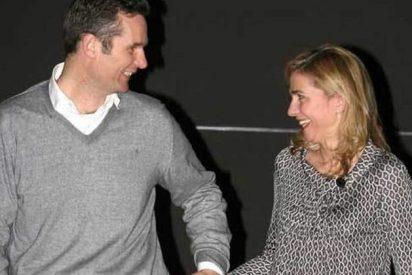 La Infanta Cristina prepara los papeles del divorcio para Urdangarin
