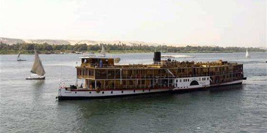 Cruceros por el Nilo, Egipto