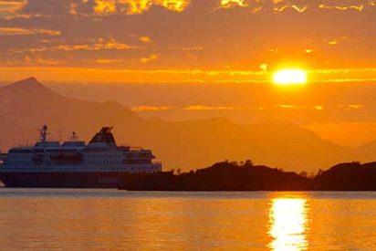 El viaje por mar más bello del mundo