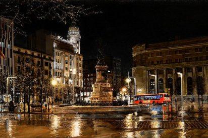 Jesús Monge: La Plaza de España, de Zaragoza