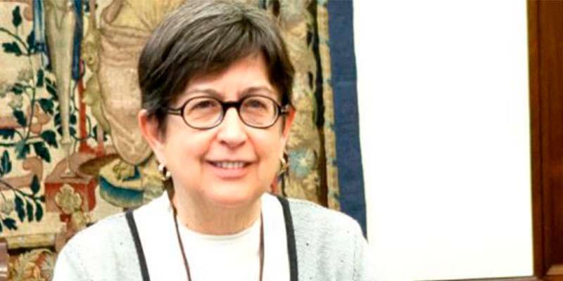 Teresa Cunillera, delegada del Gobierno Sánchez en Cataluña, votó en el Congreso a favor de un referéndum separatista