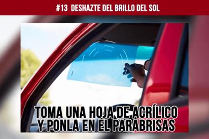 Los 16 mejores trucos de conducción de choferes experimentados