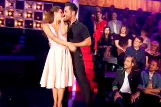 David Bustamante sigue derrochando pasión con Yana Olina en 'Bailando con las estrellas'