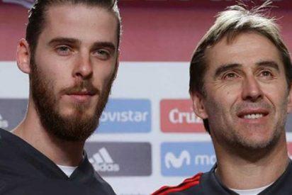 ¿Sabías que Lopetegui quiere a De Gea en el Real Madrid?