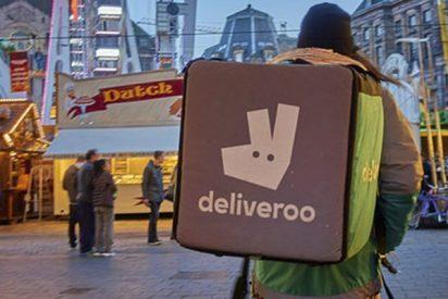 Deliveroo se tambalea: sus riders son falsos autónomos