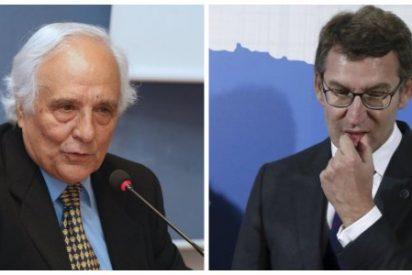 """A Raúl Del Pozo le soplan que Feijóo no contará con las 'niñas asesinas' del PP: """"Ni siquiera las quiere de ticket"""""""