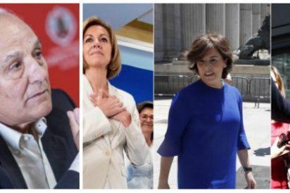 """Raúl del Pozo hiela la sangre a los alegres candidatos a presidir el PP: """"Parecen olvidar que su partido quedó noqueado"""""""
