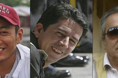 Encuentran tres cuerpos que podrían pertenecer a los periodistas ecuatorianos desaparecidos