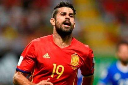 """Diego Costa: """"Firmo ahora mismo una final España-Brasil"""""""