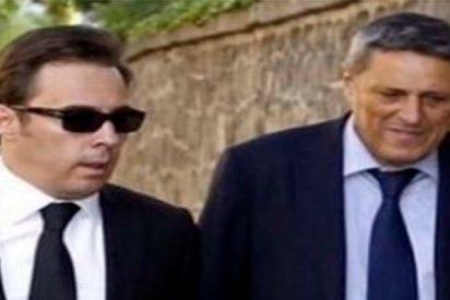 El expresidente Dimas Gimeno se querella contra un responsable de Seguridad de El Corte Inglés