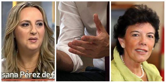 ¡Vaya 'mano' tienes, Sánchez! La dircom de la ministra portavoz exigió dos despachos y desayunos a la carta