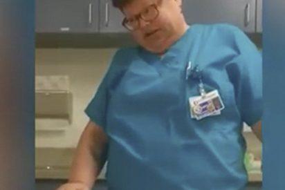 Doctora en EE.UU. se burla de un paciente negro con ataque de ansiedad y lo acusa de fingir