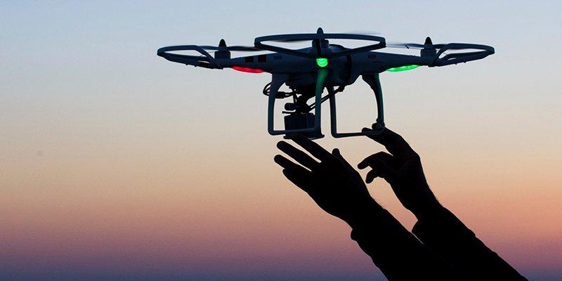 ¿Sabías que este drone ha conseguido reducir la criminalidad en ciudad de México?