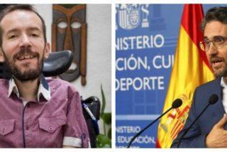 'Echeminga' da lecciones de moral con el escándalo de Huerta olvidando que él defraudó a la Seguridad Social