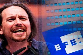EFE persigue a los medios críticos con Sánchez para 'colarles' sus verificaciones a favor del Gobierno