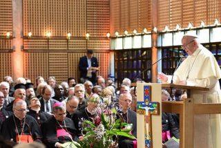 """El Papa: """"Es posible ya, ahora, caminar según el Espíritu, rezando, evangelizando y sirviendo juntos"""""""