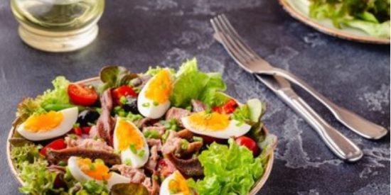 Ensalada Nicoise, receta original 🥗