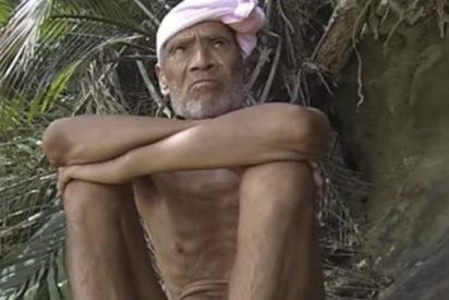 """Desalojan a este """"ermitaño nudista"""" de una isla de Japón tras 30 años viviendo en ella solo"""
