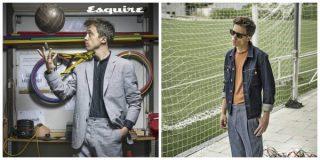 """Esperpéntica sesión de postureo de Errejón en Esquire: """"Tener un chalet de 600.000 euros no es incompatible con luchar por el bienestar"""""""