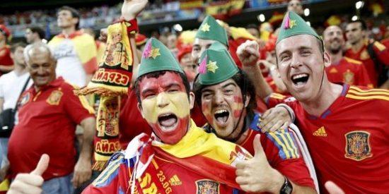 La sectaria 'Nada' Colau prohíbe en Barcelona ver el España-Rusia en pantalla gigante