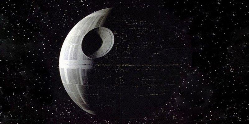 Un británico capta una imagen de la 'Estrella de la Muerte' real en el cielo