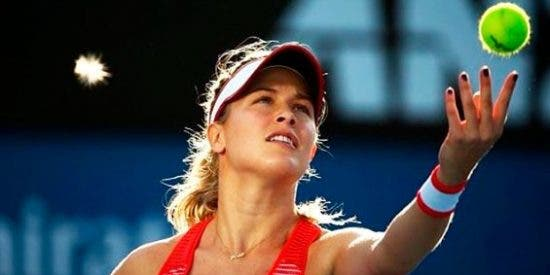 La tenista Eugenie Bouchard posa desnuda a dos semanas de comenzar Wimbledon