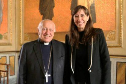 Una laica asume como primera mujer Canciller del Arzobispado de Santiago de Chile