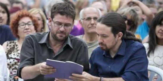 Situaciones 'albano-dantescas': Fachin revela que Pablo Iglesias le ha bloqueado en Twitter