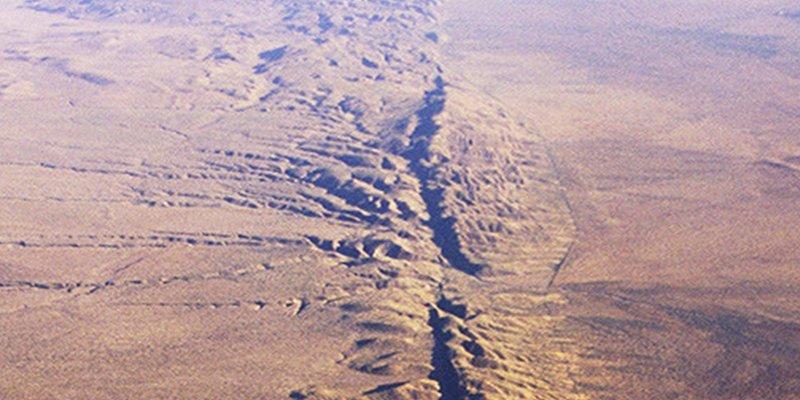"""Gran temor ante los imperceptibles """"terremotos lentos"""" en la falla de San Andrés que podrían causar una catástrofe"""