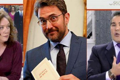 """Israel García-Juez se harta del odio cerval de Fallarás: """"¡Qué pesada! ¡Infórmate un poco!"""""""