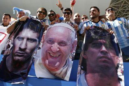 El Papa, finalmente, no verá a Messi antes del Mundial